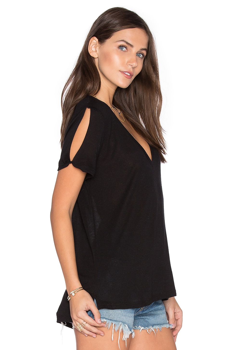 Brigitte Flax Tee by Project Social T