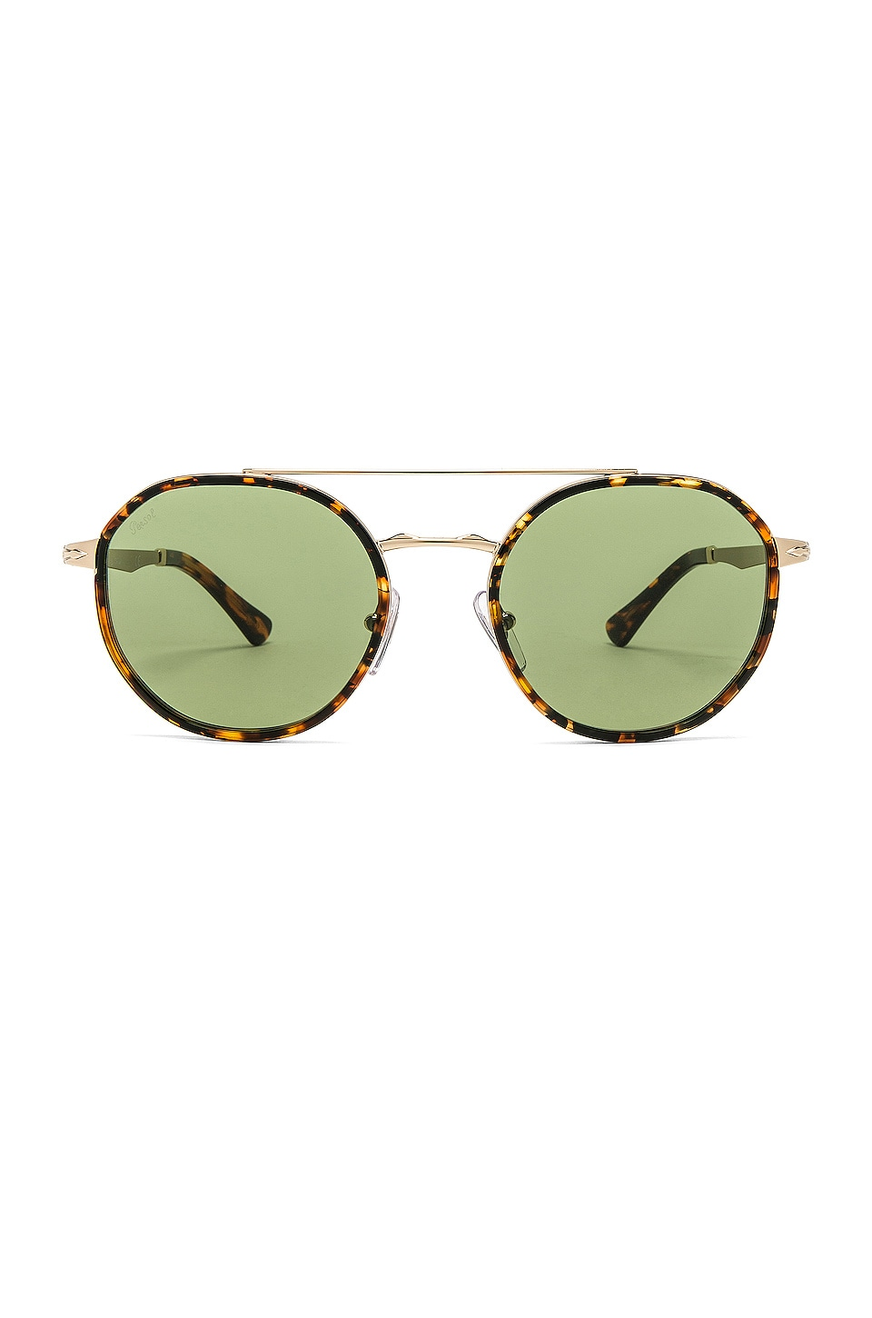Persol PO2456S in Gold & Green