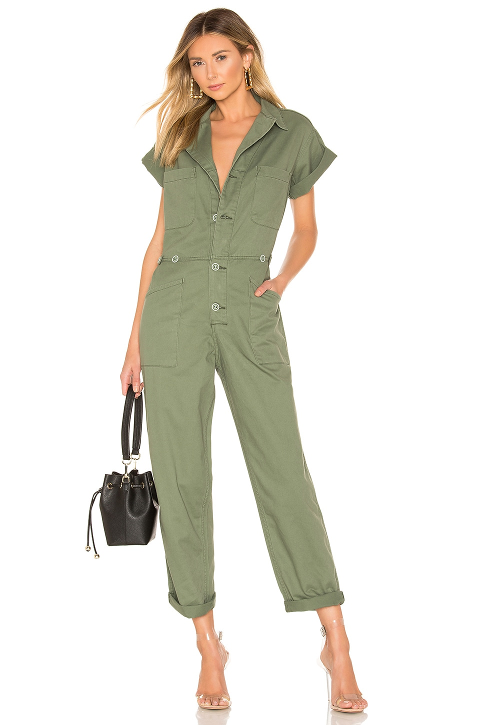 PISTOLA Grover Field Suit in Colonel