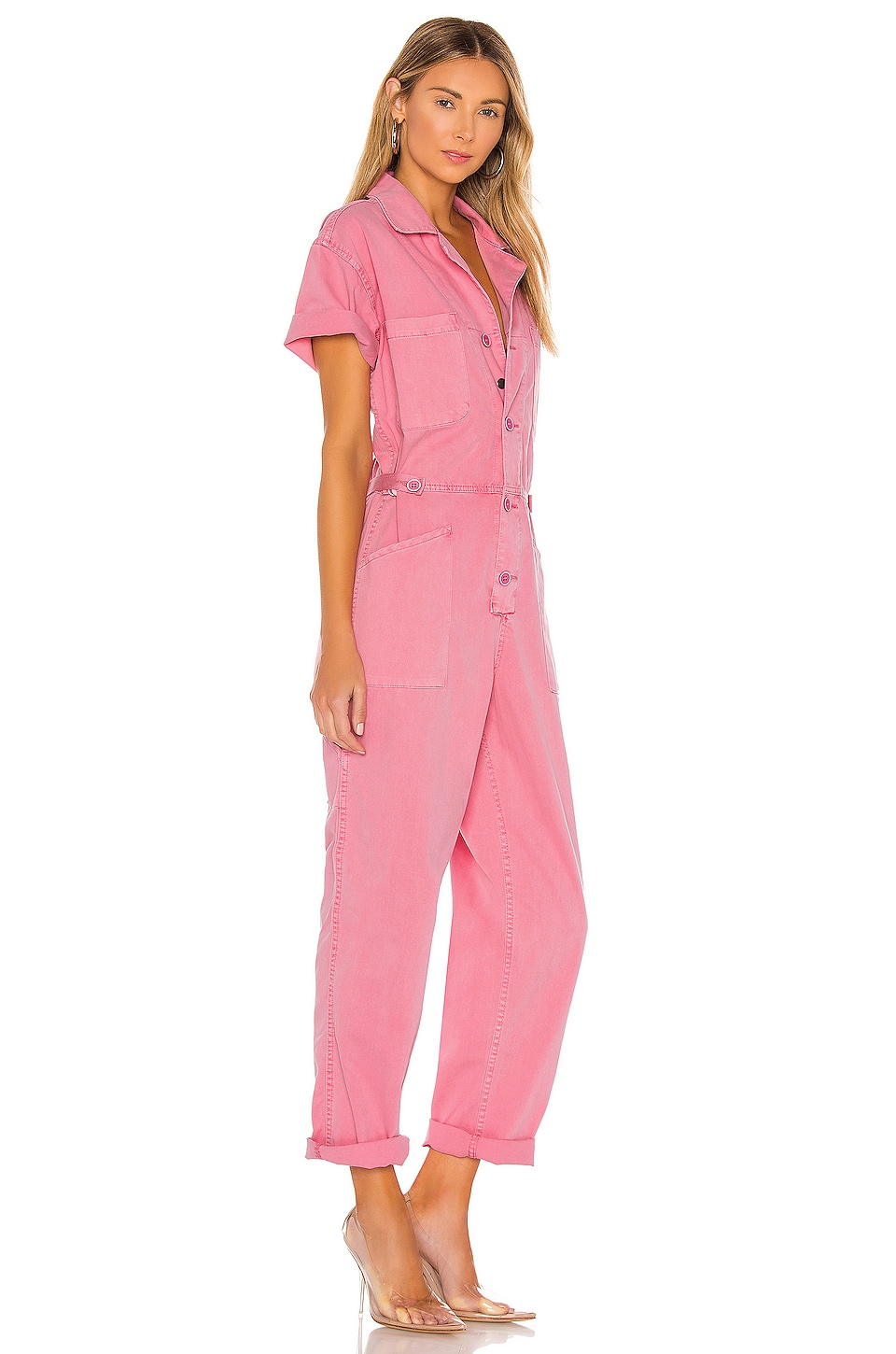 Grover Jumpsuit, view 2, click to view large image.