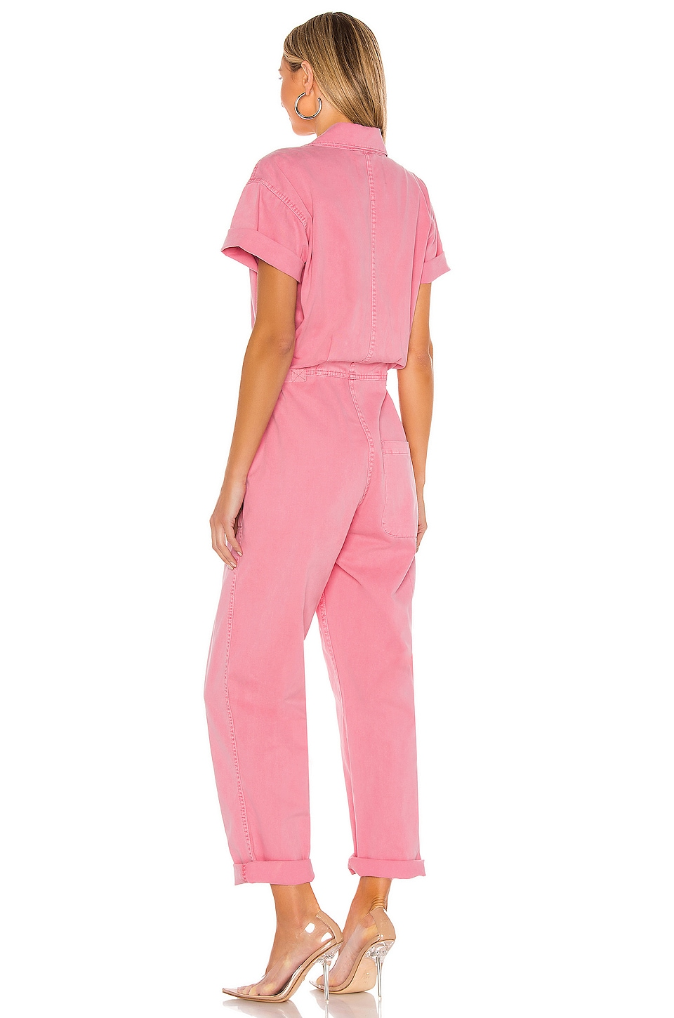 Grover Jumpsuit, view 3, click to view large image.