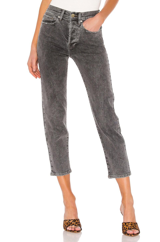 PISTOLA Charlie High Rise Straight Leg Jean in Memento