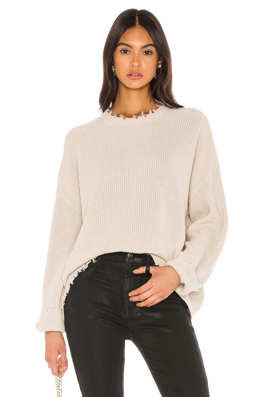 PISTOLA Eve Sweater in Dove