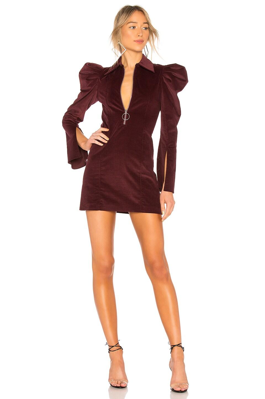Petersyn Cassie Dress in Berry