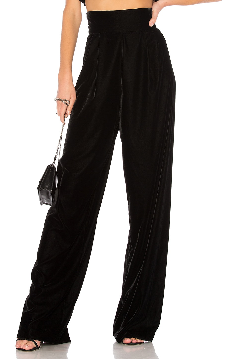 Vivian Pant in Black. - size M (also in L,S,XS) Petersyn