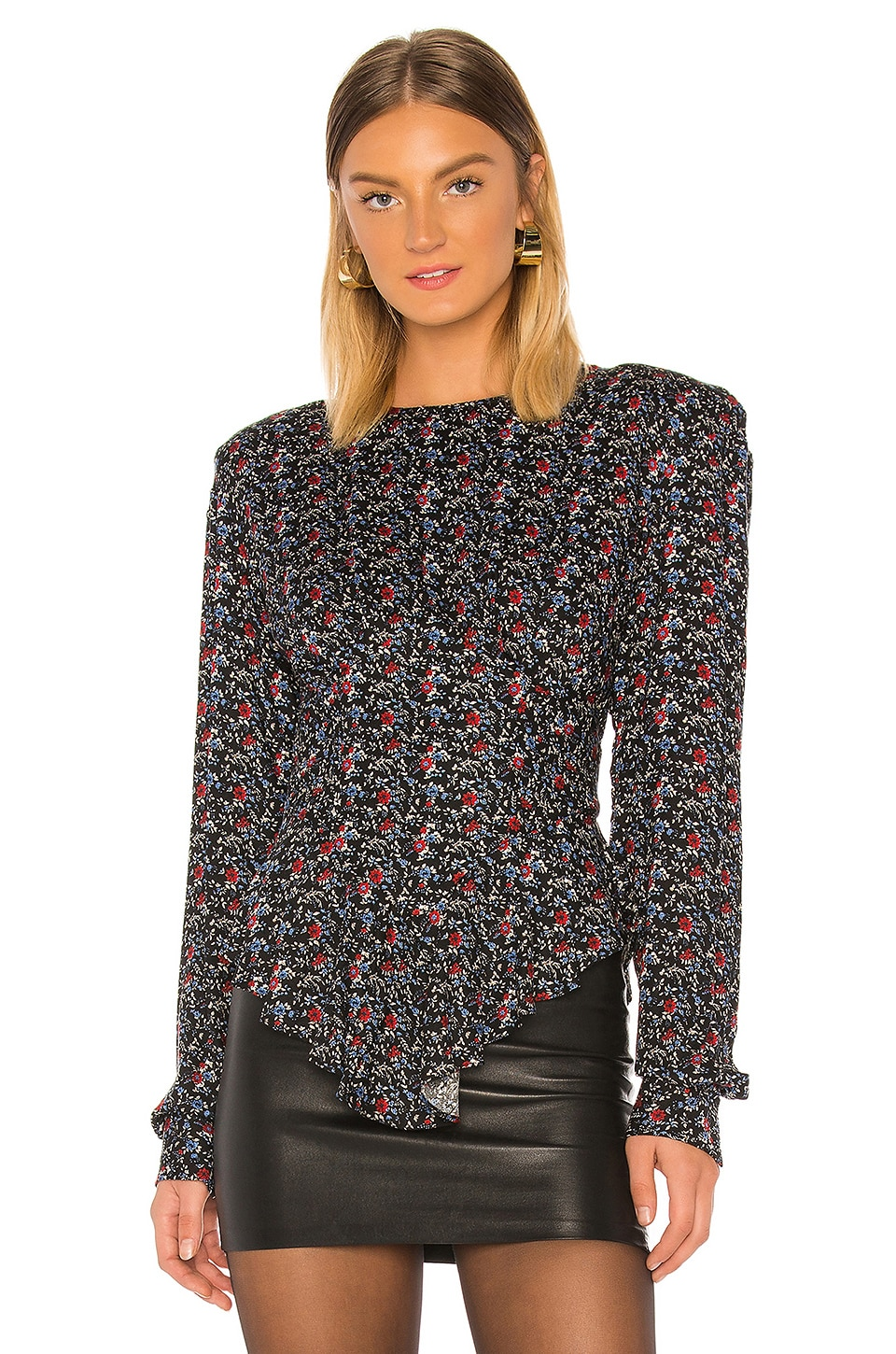 Petersyn Nicola Blouse in Colina