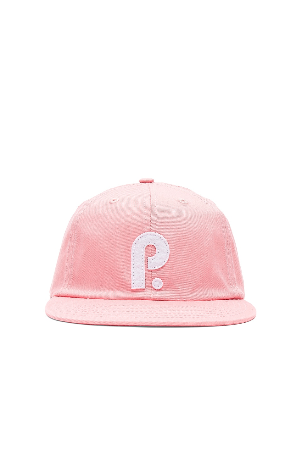 OG P Logo 6 Panel by Paterson