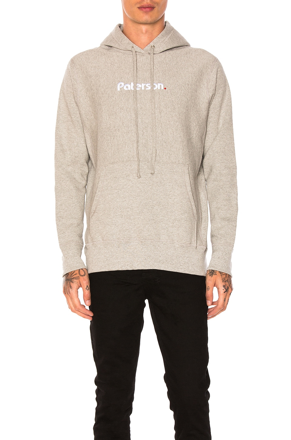 OG Logo Hoodie by Paterson