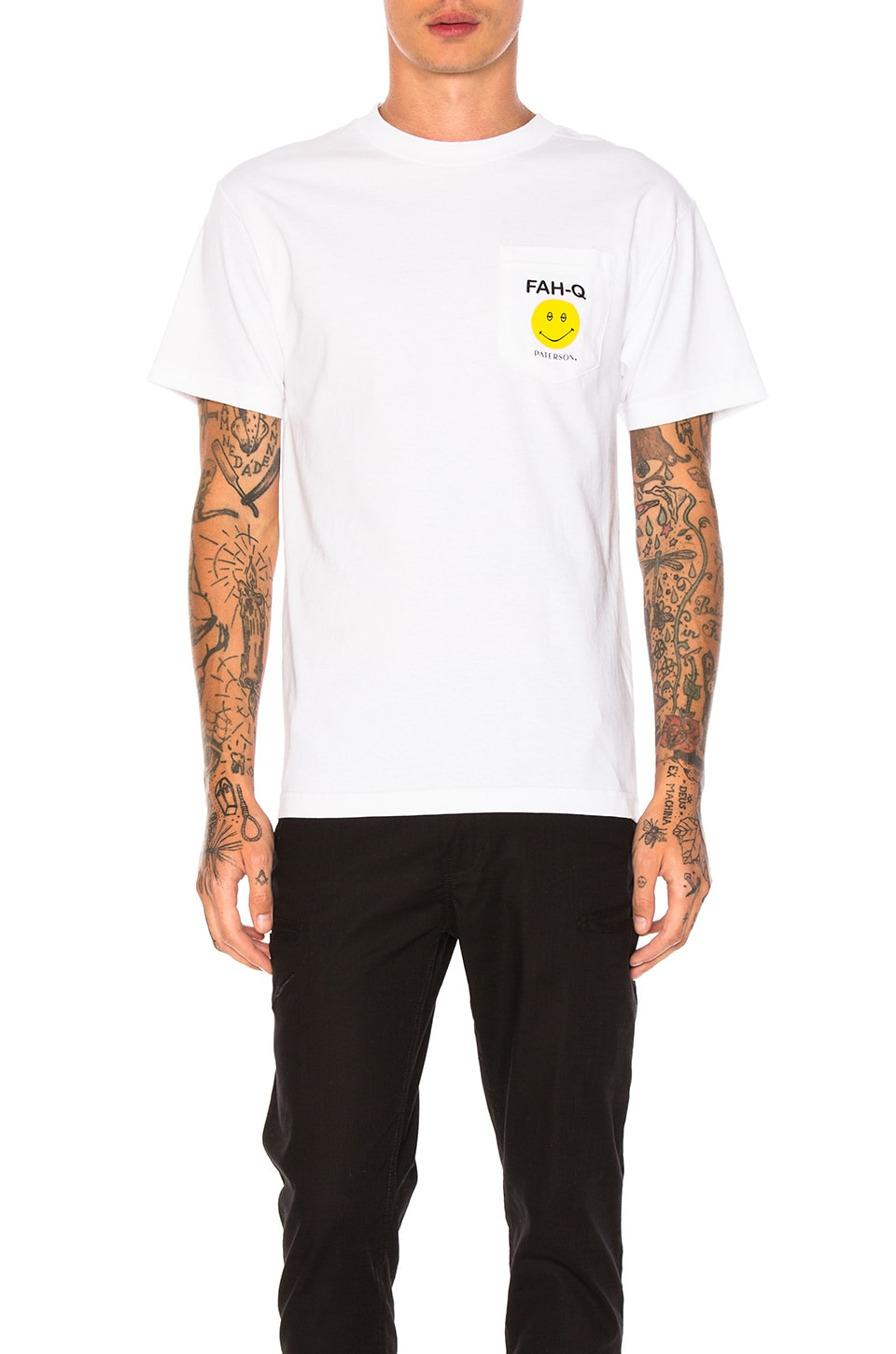 Fah Q Pocket Tee by Paterson