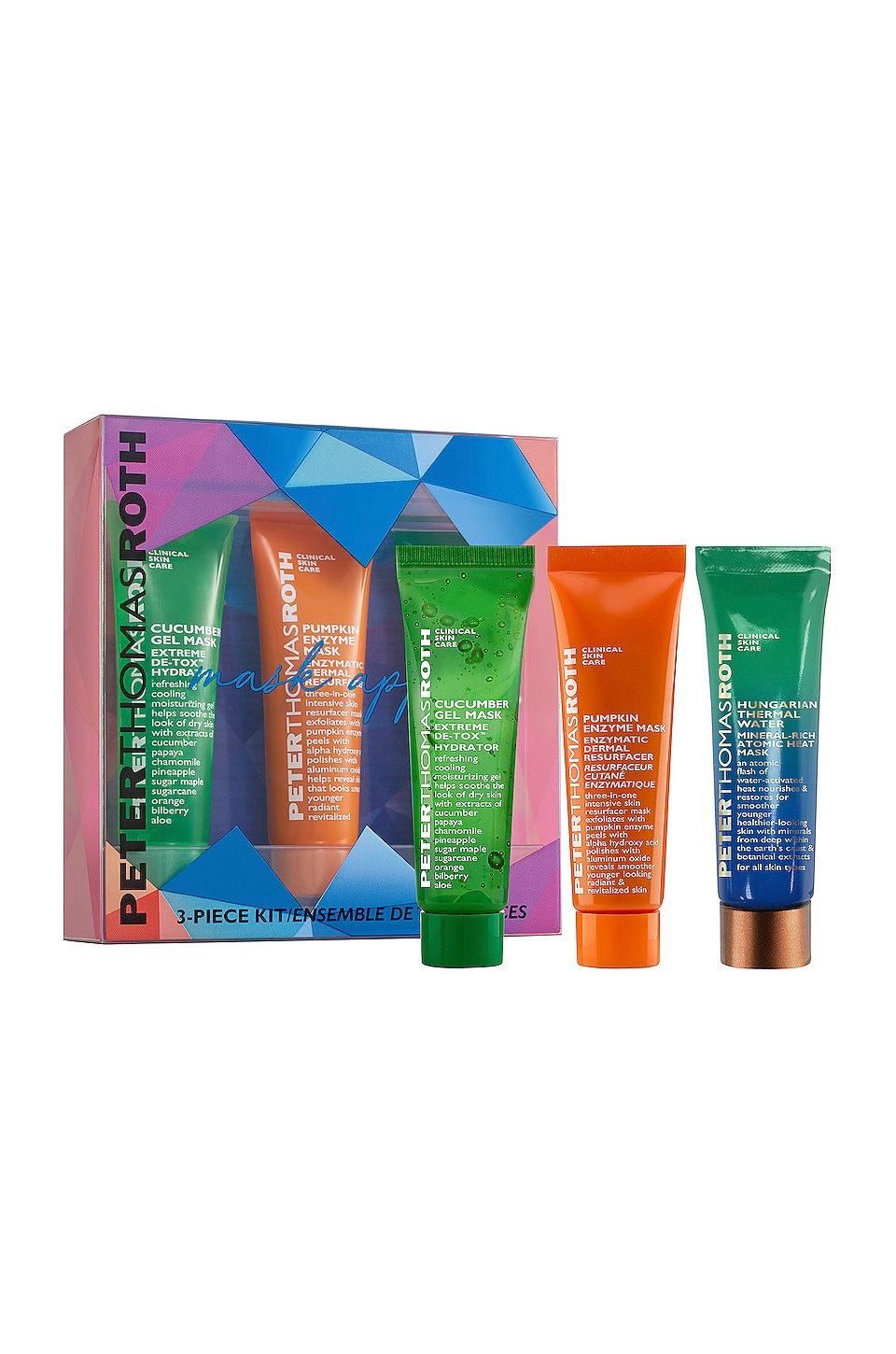 Peter Thomas Roth Mask Appeal 3 Piece Mask Kit