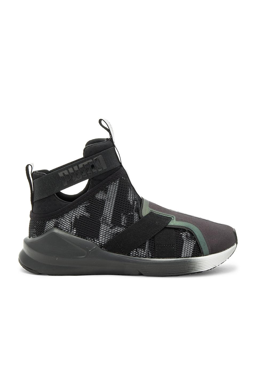 Fierce Strap Swan Sneaker by Puma