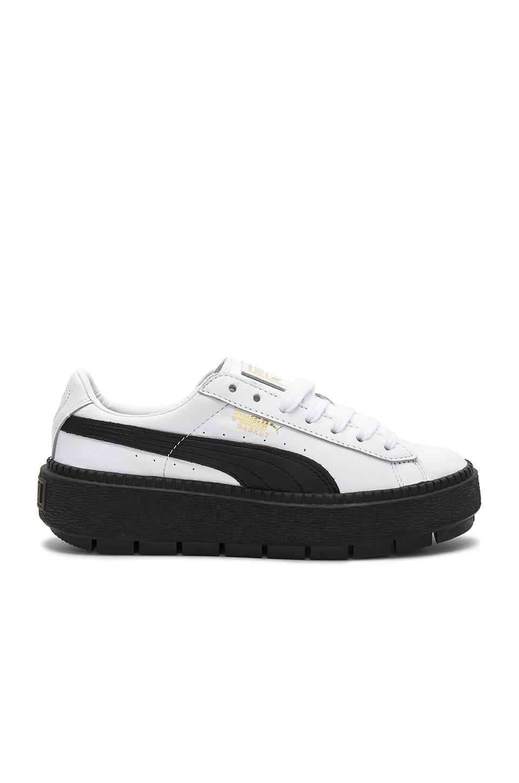 Platform Trace L Sneaker by Puma