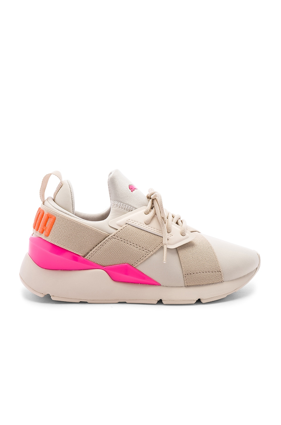 Puma Muse Chase Sneaker in Birch
