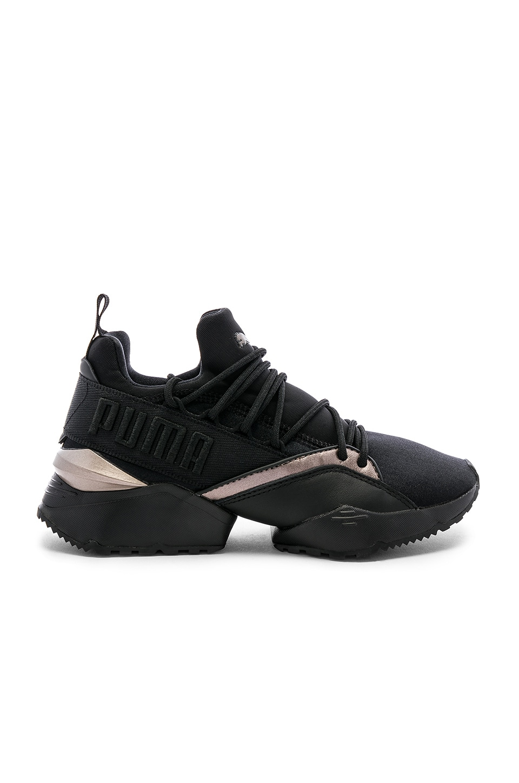 PUMA | Muse Maia Luxe Sneaker | Goxip