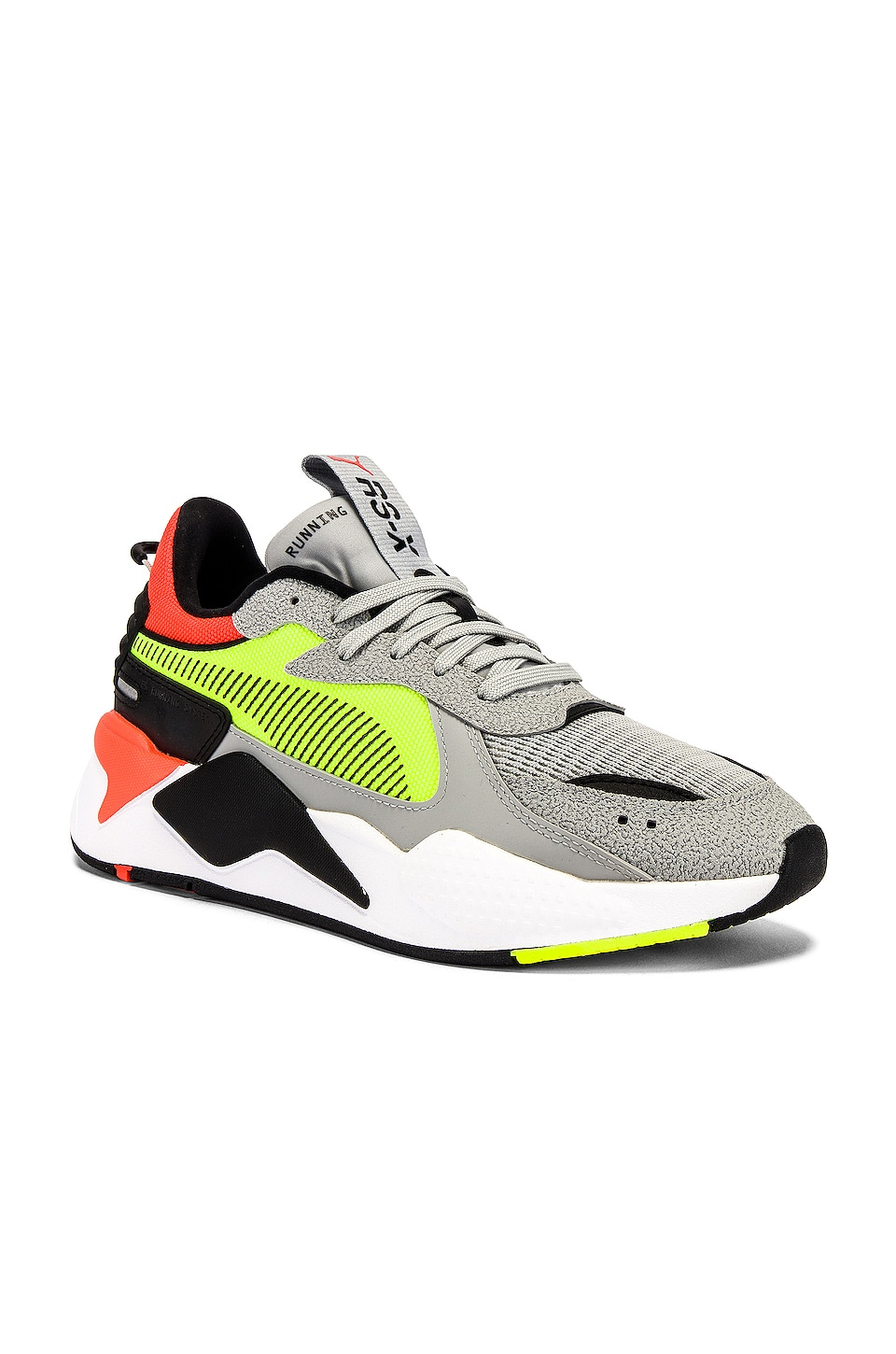 Puma Select RS-X Hard Drive in High Rise & Yellow Alert