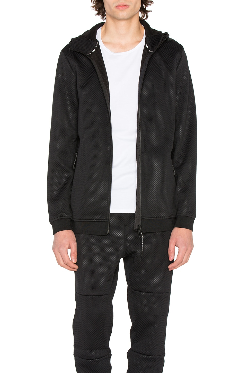 x STAMPD FZ Hoody by Puma Select