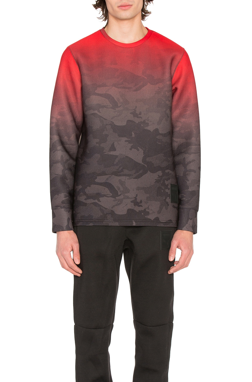 Photo of x Trapstar Crew Sweat by Puma Select men clothes