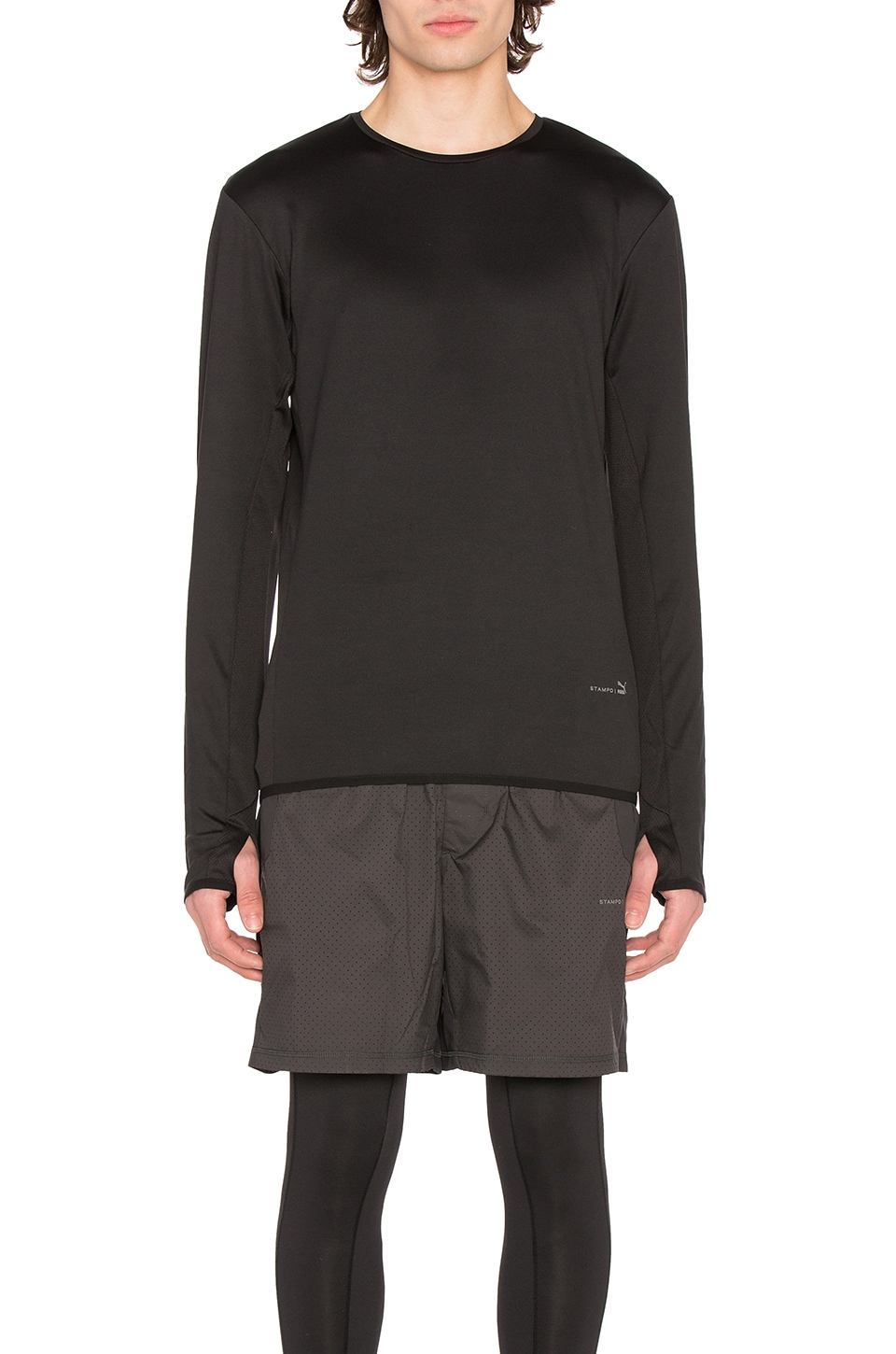 x STAMPD Running Shirt by Puma Select