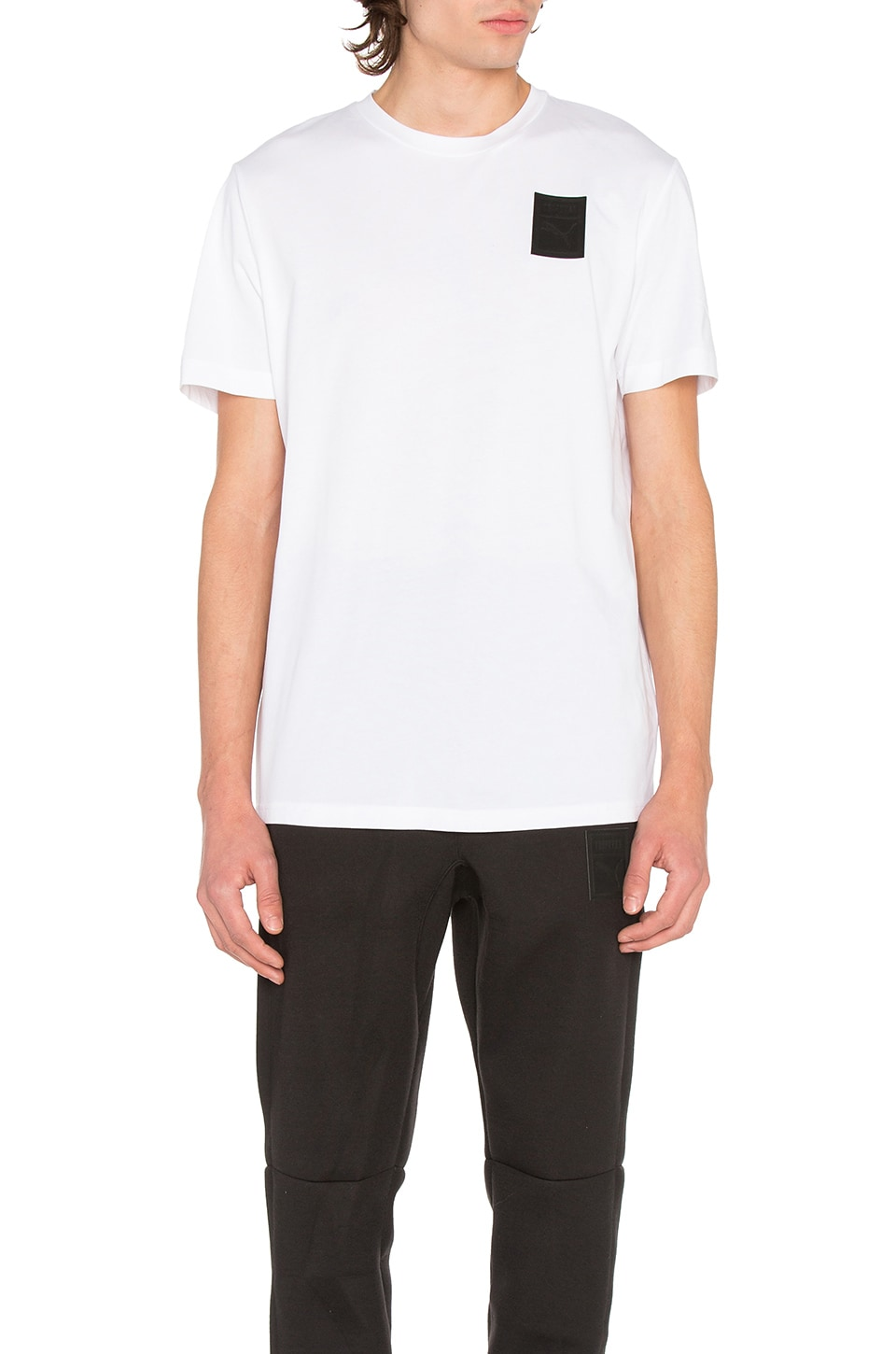 x Trapstar Logo Tee by Puma Select