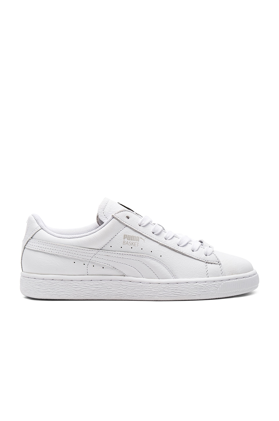 x Trapstar Basket White by Puma Select