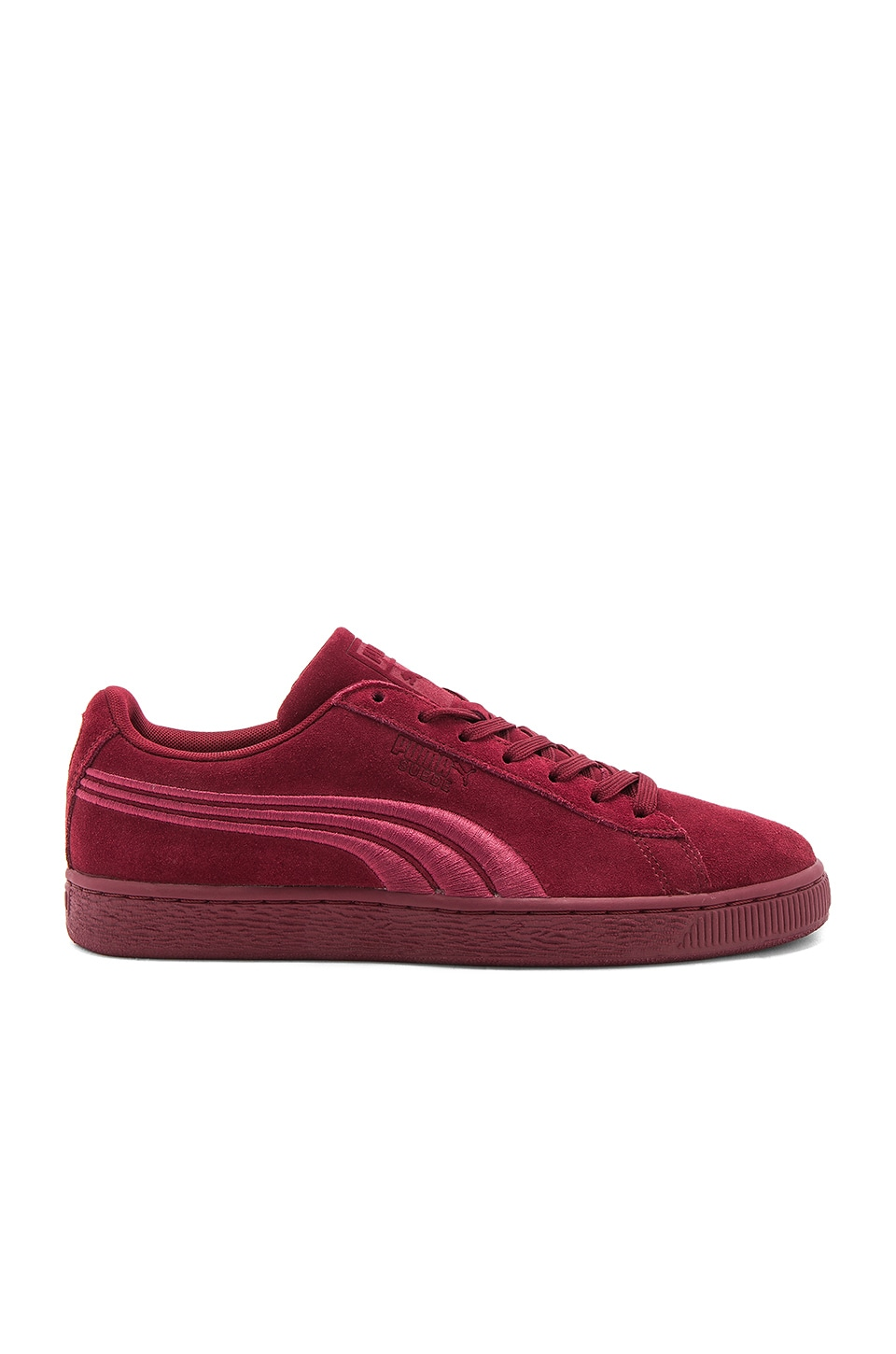 Suede Classic Badge by Puma Select