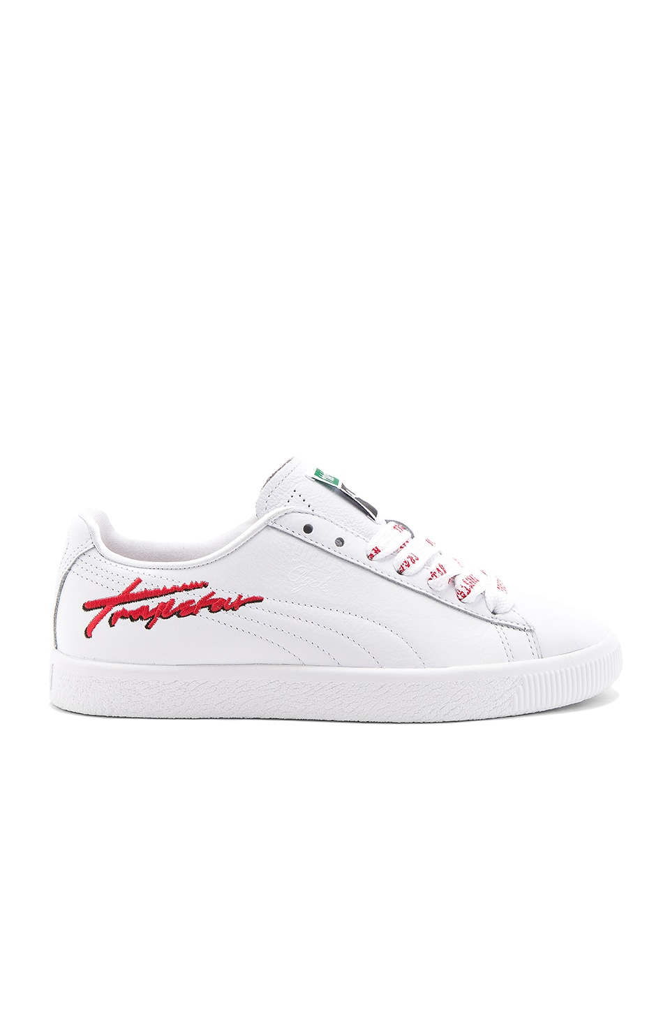 x Trapstar Clyde by Puma Select