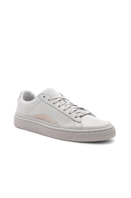 PUMA Select Men's x Han Kjobenhavn Basket Sneakers, White