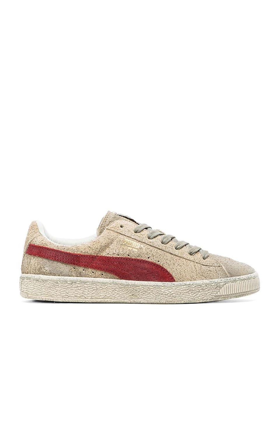 acebf985b1930 Puma Select x A-Life Suede in Whisper White Amazon | REVOLVE