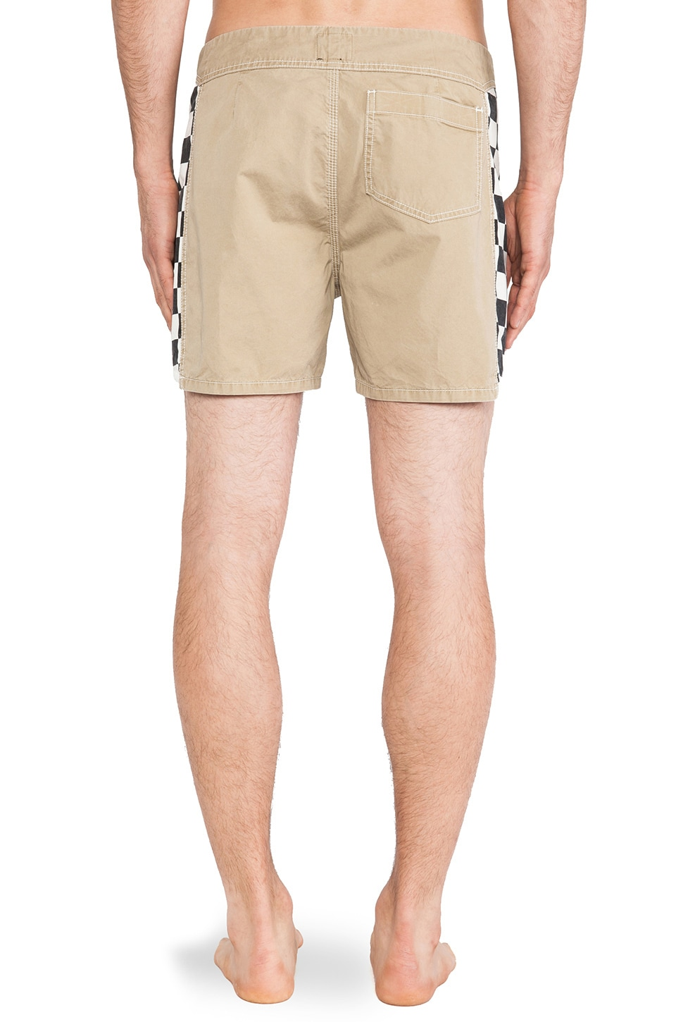 "Quiksilver Originals Arch 15"" Boardshort in Khaki"