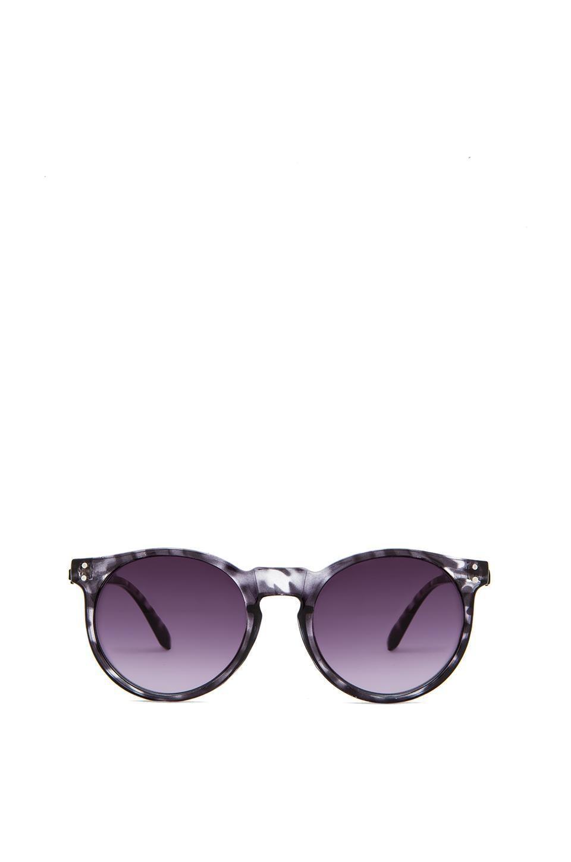 Quay Tisan Sunglasses in Black Tortoiseshell