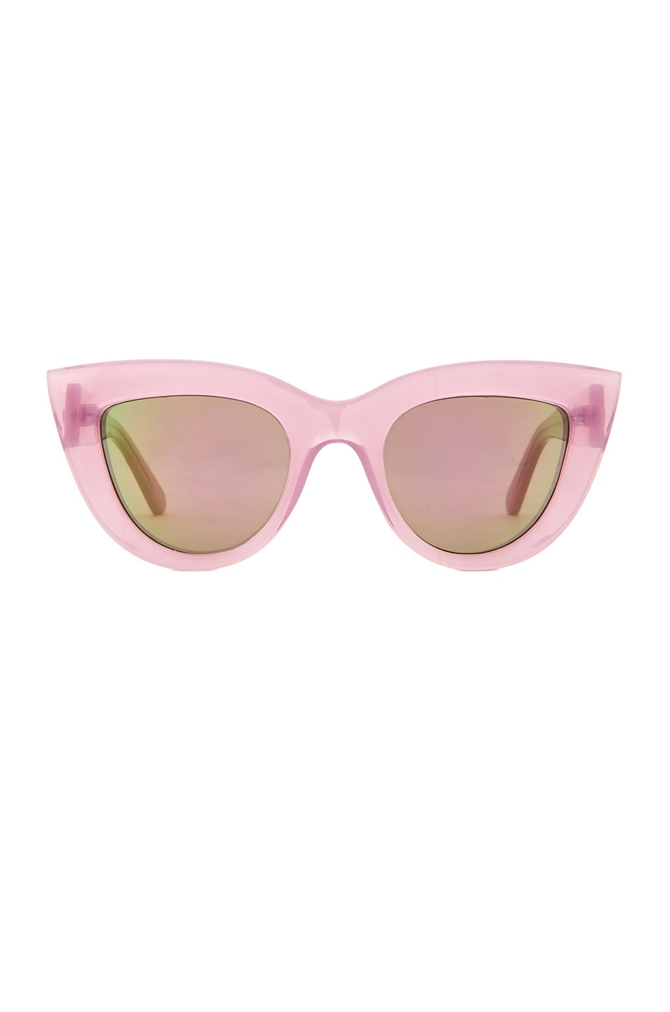 Quay Kitti Sunglasses in Purple