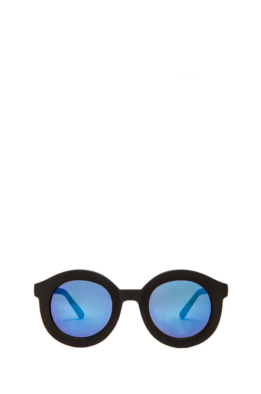 Quay Charlie Sunglasses in Black
