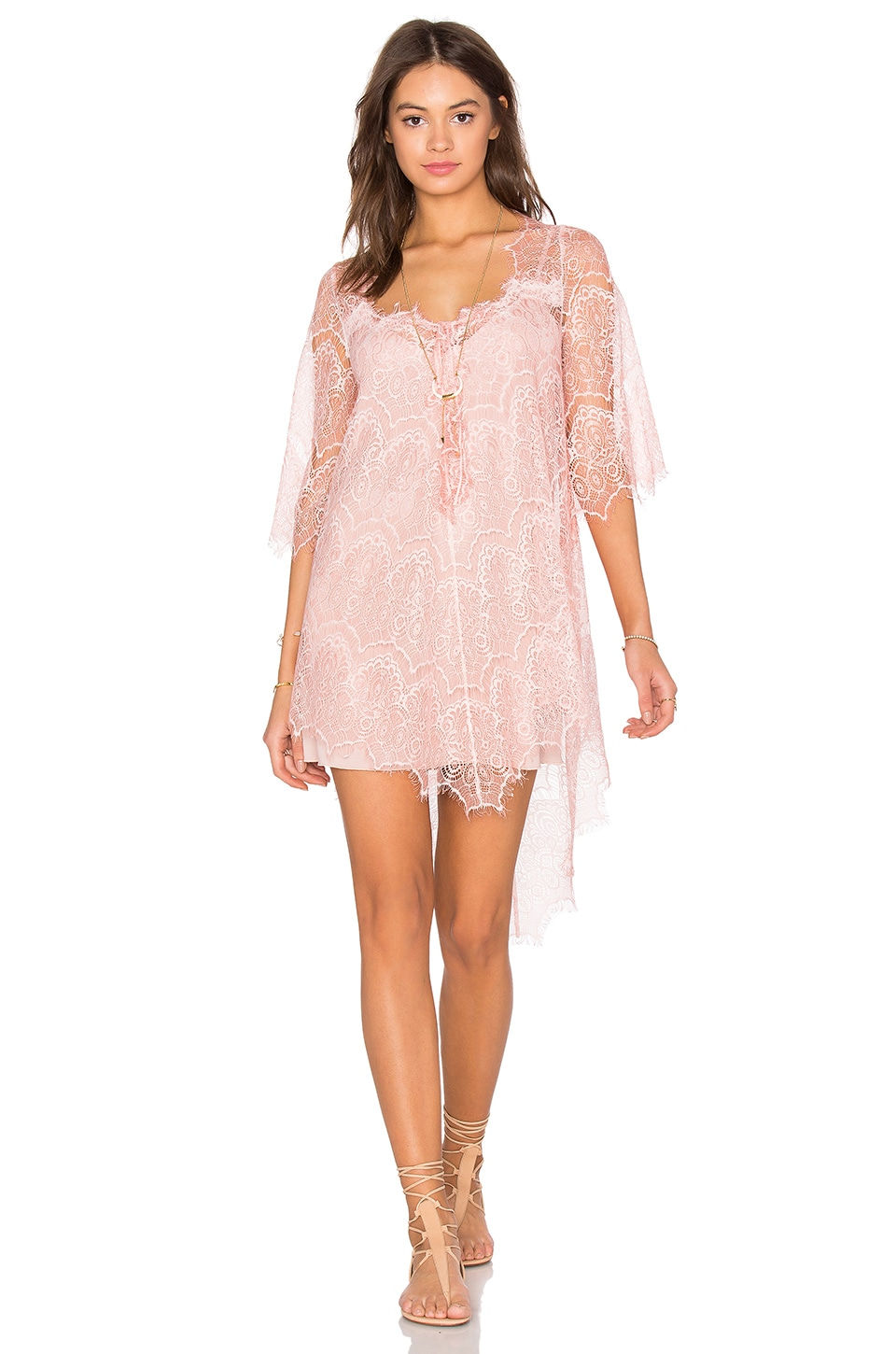 Salina Lace Tunic by Queen & Pawn