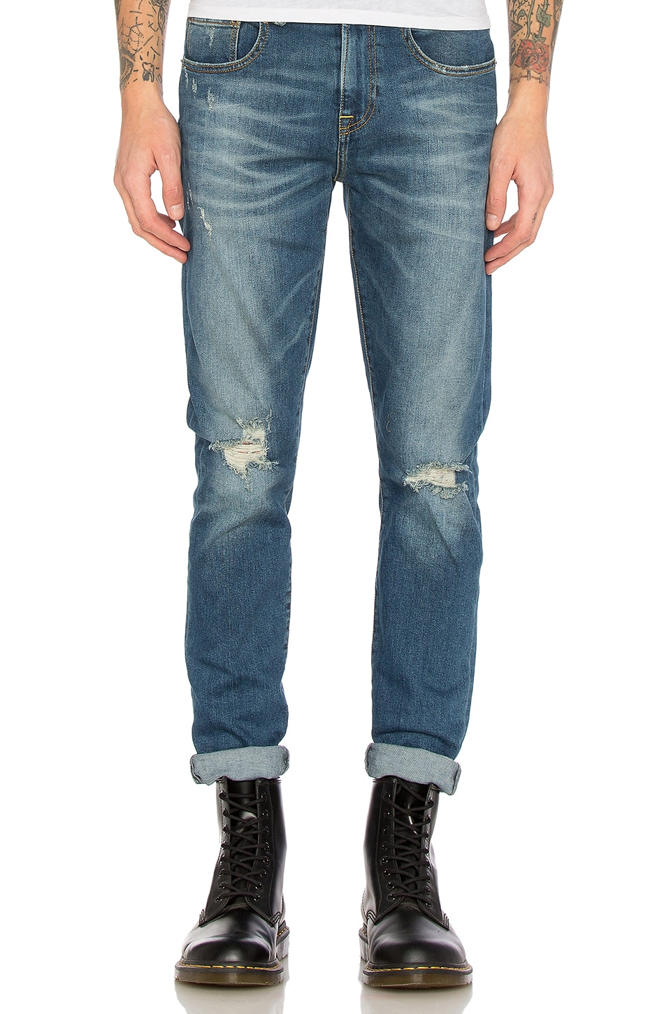 Photo of Boy Jean by R13 men clothes