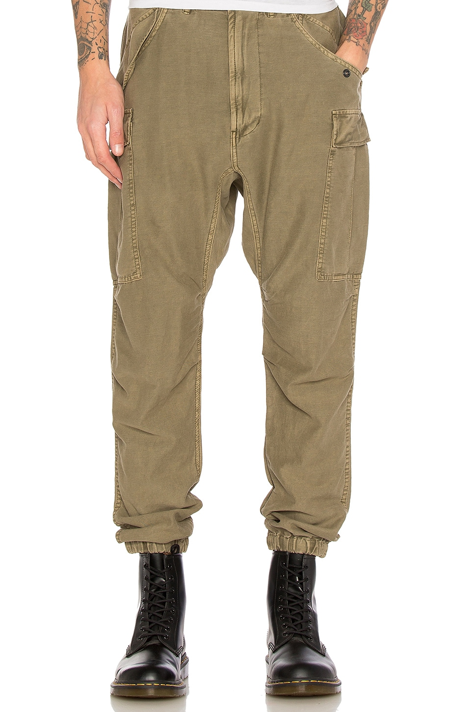 Slim Cargo Pants by R13