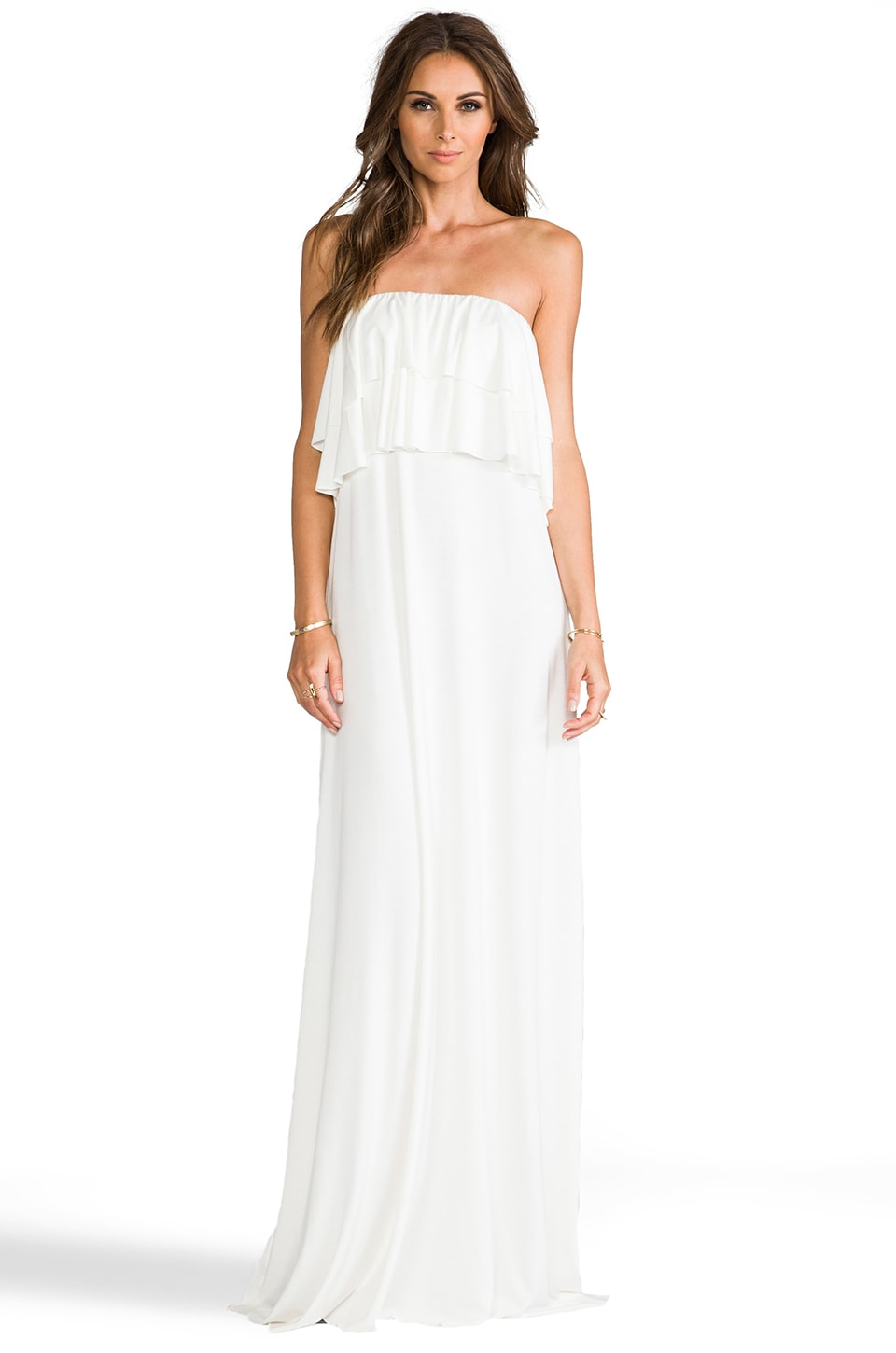 Rachel Pally Abel Dress in White