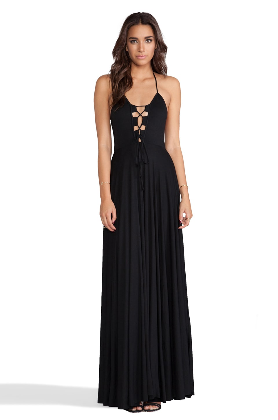 Rachel Pally Harrison Dress in Black