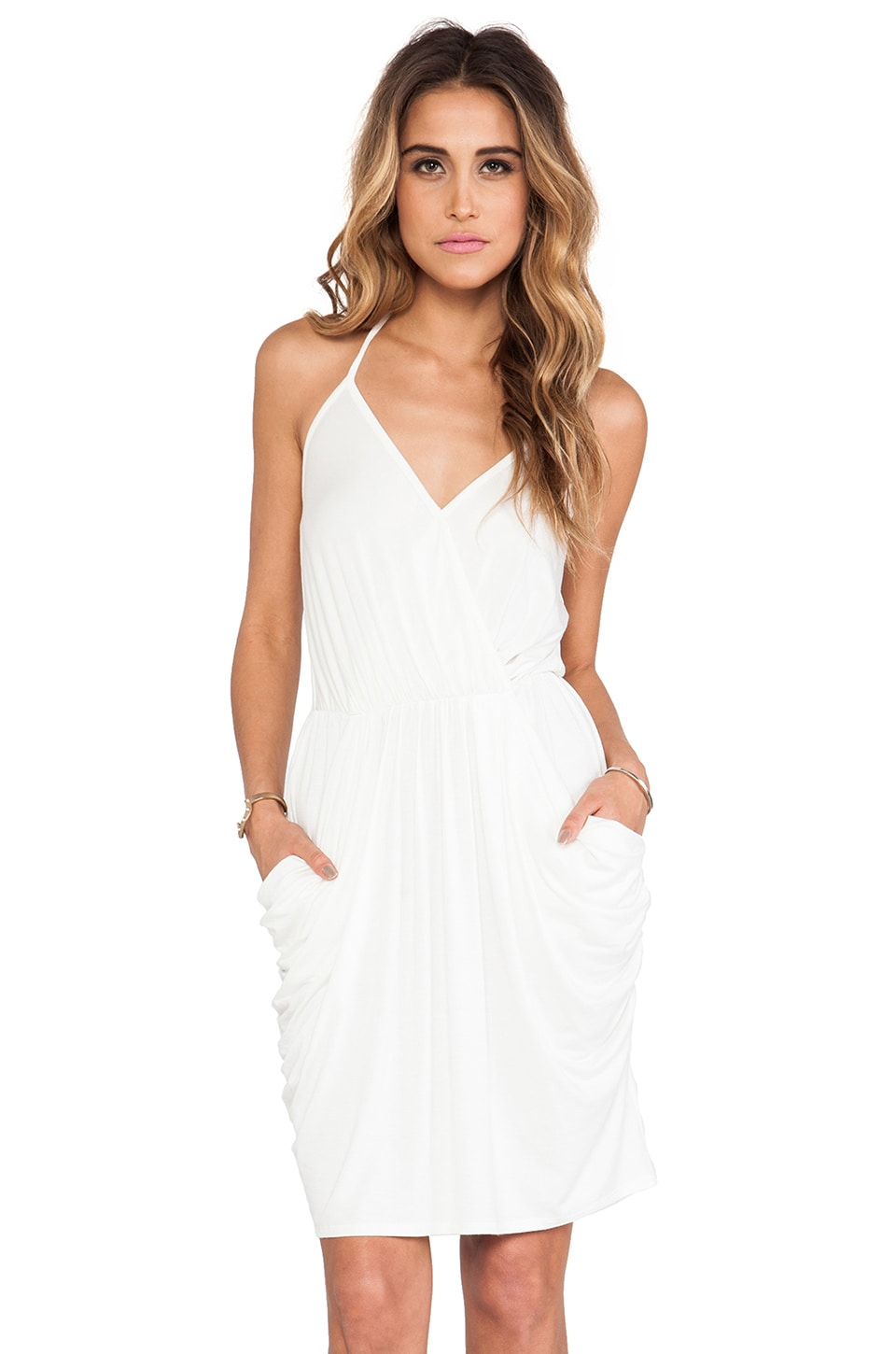 Rachel Pally Lynton Dress in White