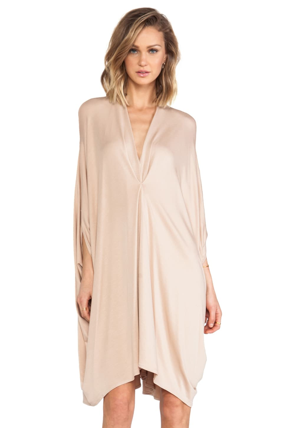 Rachel Pally Short Gwyneth Caftan in Bamboo