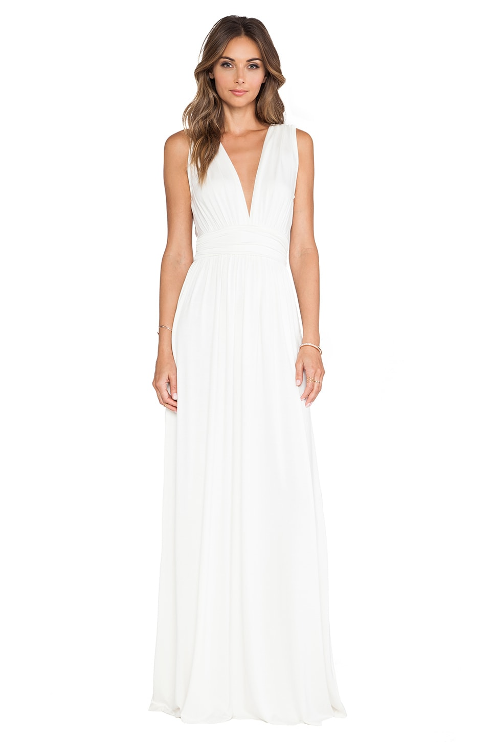 Rachel Pally Giulietta Dress in White