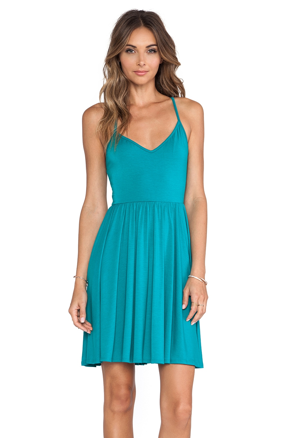 Rachel Pally Hunter Dress in Sea