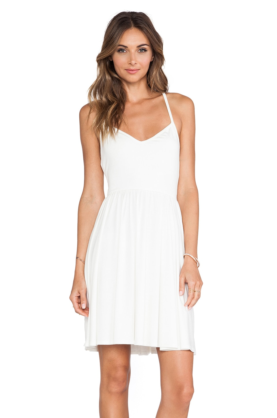 Rachel Pally Hunter Dress in White