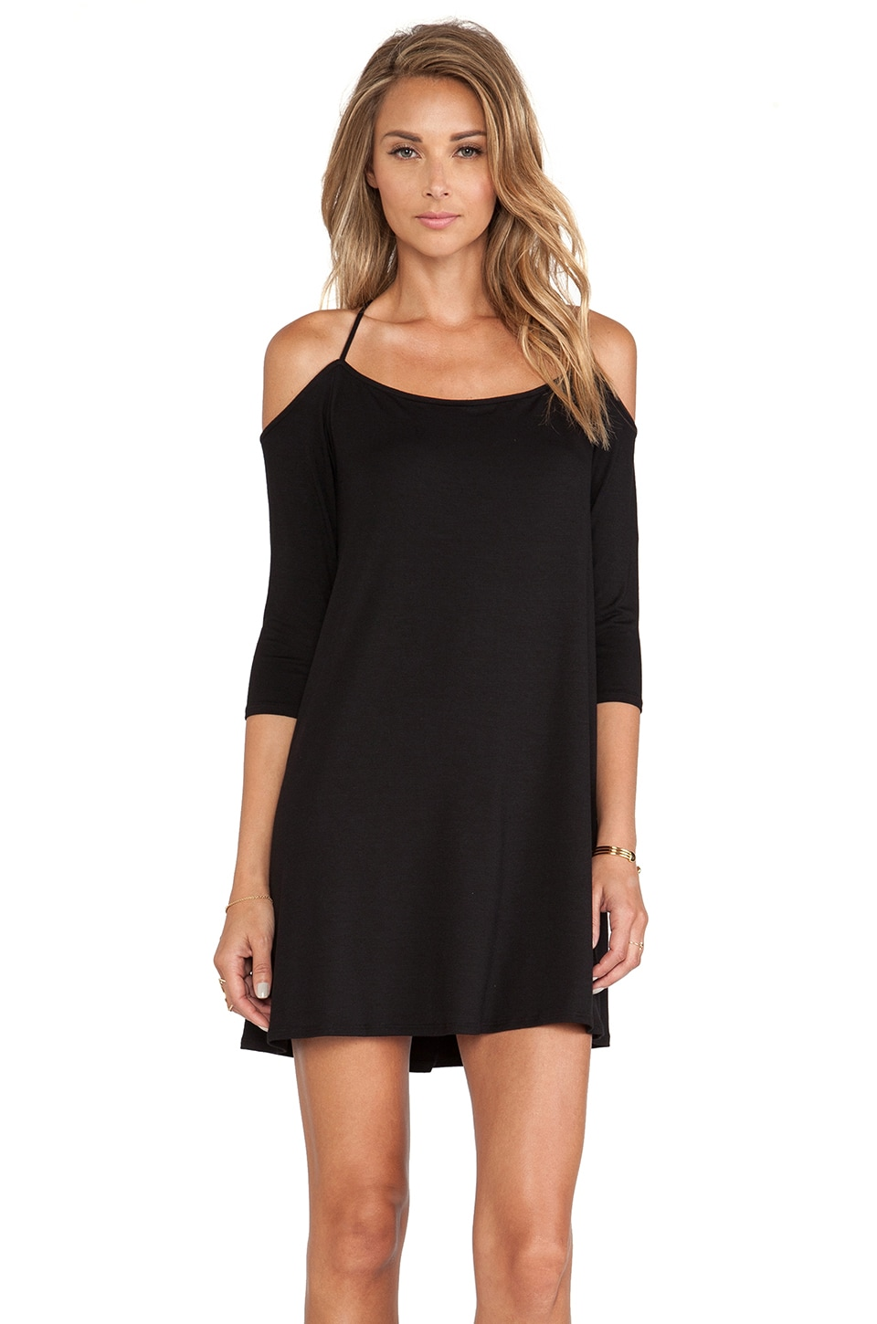 Rachel Pally Yuri Dress in Black