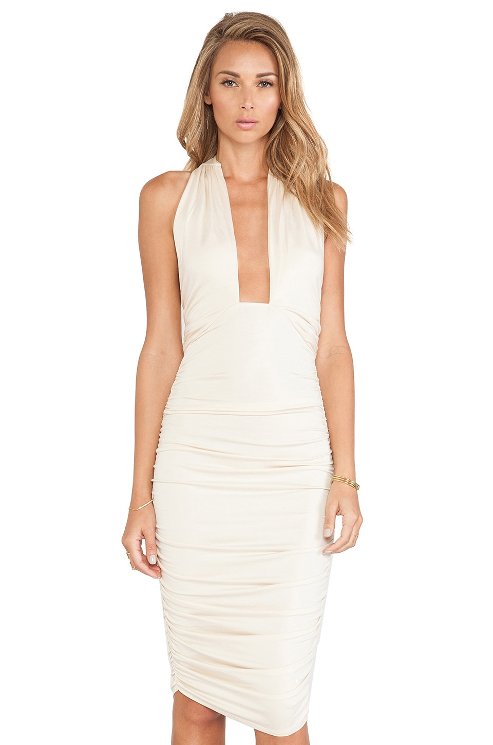 Rachel Pally Shawnee Dress in Cream