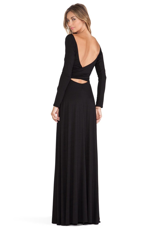 Rachel Pally LeiLei Dress in Black