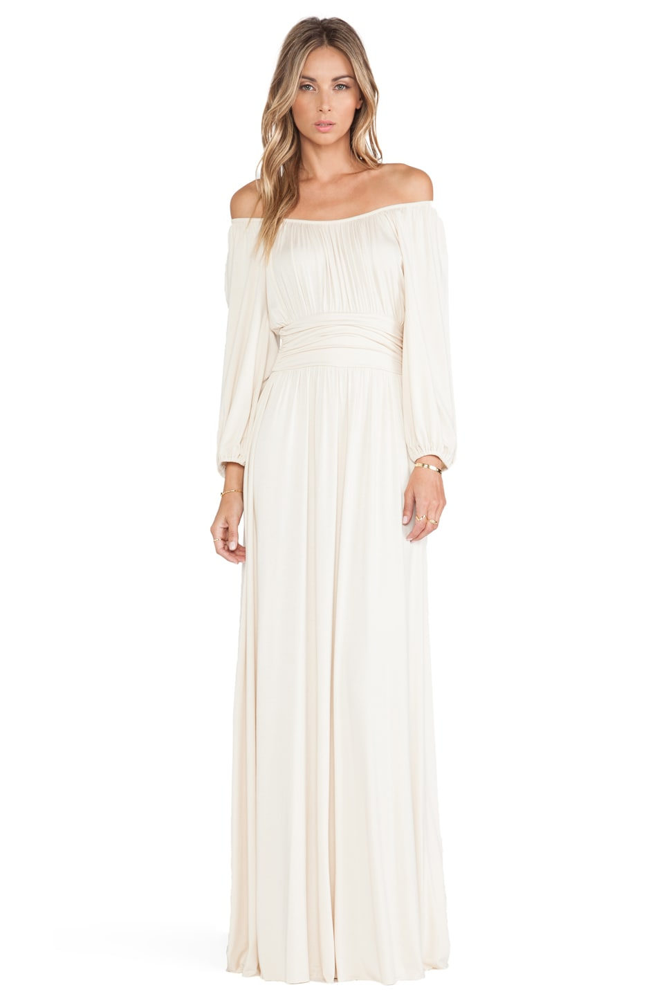 Rachel Pally Willow Dress in Cream