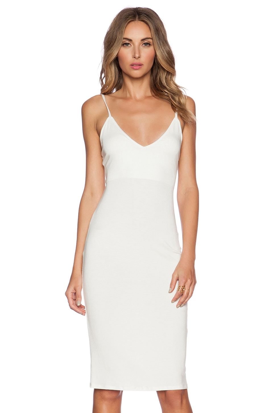 Rachel Pally Francois Dress in White