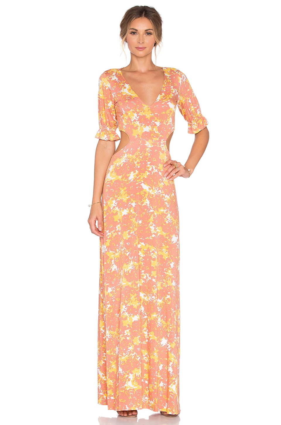 Rachel pally finnie maxi dress in fiore revolve rachel pally finnie maxi dress in fiore ombrellifo Image collections