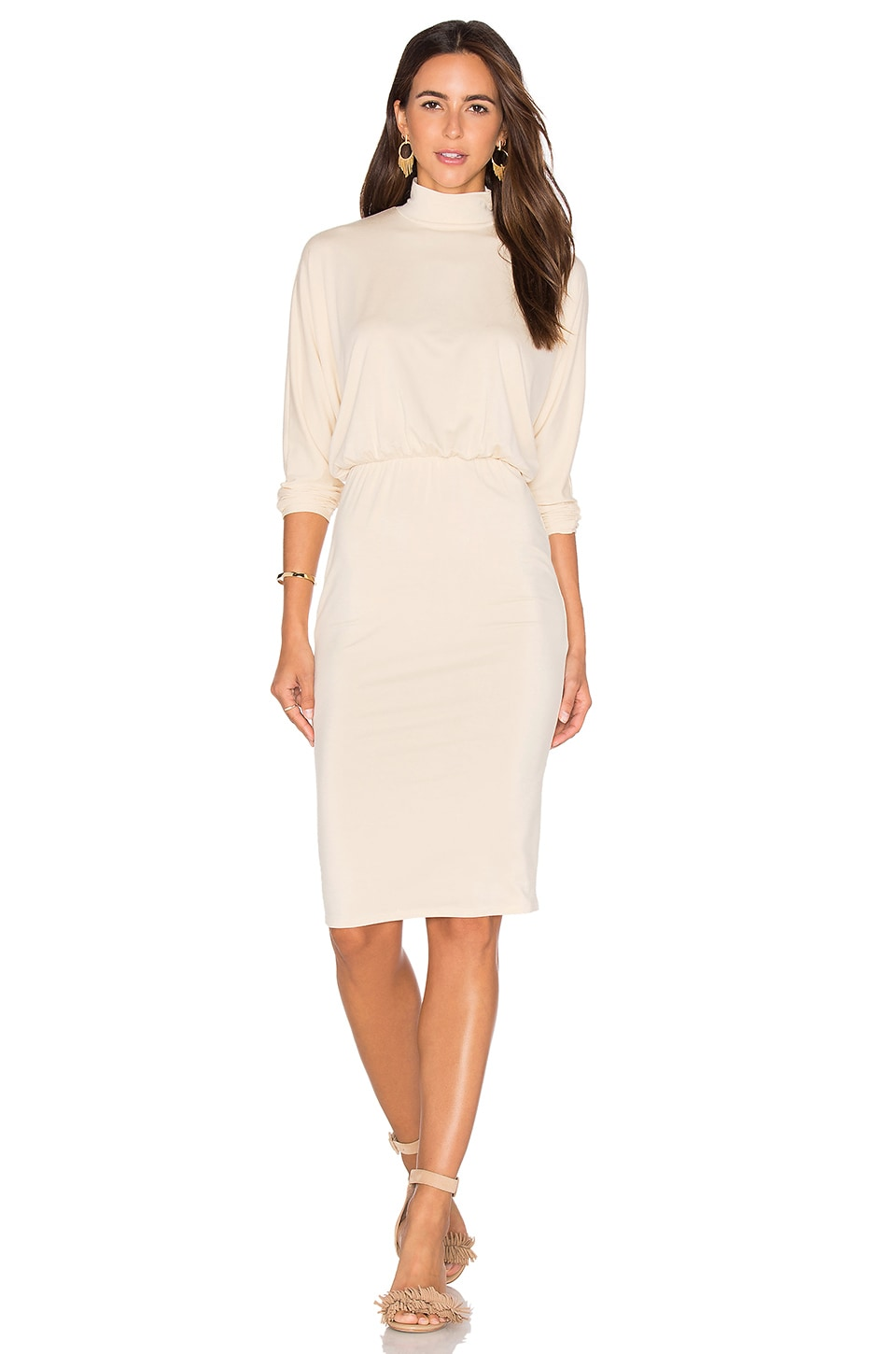 Rachel Pally Jonas Dress in Cream