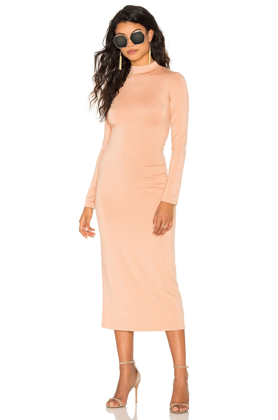 Rachel Pally Stella Midi Dress in Rosewater